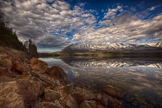 Lake McDonald by Jeffrey Paronto / 500px