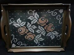Tepsi Embroidery, Sewing, Frame, Home Decor, Picture Frame, Needlepoint, Dressmaking, Decoration Home, Couture