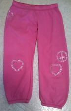"Victoria secret PINK Emblished Sweat pants lounge  pants size medium waist 32"""