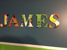 Items similar to Child's Room Nursery Custom Hand Painted Toy Story Disney Wooden Name Letter Name Character Art on Etsy New Toy Story, Toy Story Party, Toy Story Birthday, Toy Story Bedroom, Wooden Letters, Painted Letters, Cool Kids Bedrooms, Kids Room Paint, Letters For Kids