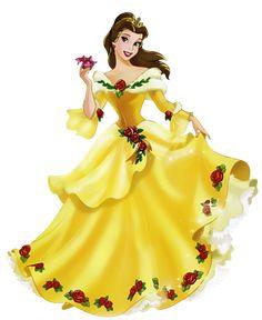 bela vestido disney