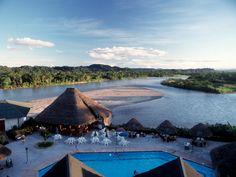 Amazonía Ecuatoriana Eco Lodges
