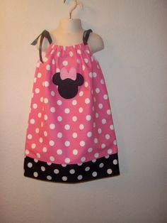 Hey, I found this really awesome Etsy listing at https://www.etsy.com/listing/75656079/mouse-in-pink-boutique-dress