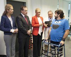 Dra Virginia Benitez Roig Aesthetic Treatments Marbella Spain: Doce lesionados medulares recuperan sensibilidad y...