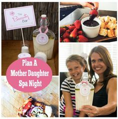 Continue Mother's Day celebration with a Mom Daughter Spa Party! @Coupons.com