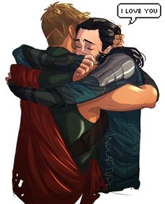 Image uploaded by The Author. Find images and videos about Marvel, thor and loki on We Heart It - the app to get lost in what you love. Thor X Loki, Marvel Avengers, Ms Marvel, Marvel Dc Comics, Captain Marvel, Asgard Marvel, Captain America, Loki Fan Art, Dc Memes