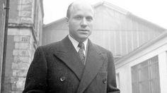 Marcel Bich fundador de la marca de #bolígrafo BiC  #Historia #SabíasQué #Branding #Escritura