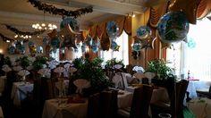 The Arlington Restaurant over Christmas