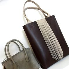 leather purses and handbags Faux Leather Backpack, Leather Purses, Leather Handbags, Leather Wallet, Fashion Handbags, Purses And Handbags, Fashion Bags, Handmade Handbags, Leather Bags Handmade