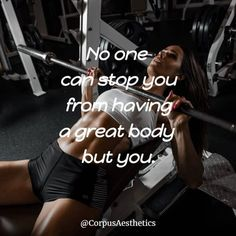 Fitness Motivation Quotes Gallery – Corpus Aesthetics Best Gym Quotes, Motivacional Quotes, Daily Quotes, Qoutes, Life Quotes, Boxer Workout, Workout Memes, Workouts, Workout Tips