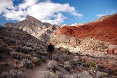 Gateway Trail, Red rock Canyon, Las Vegas Nevada