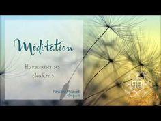 Méditation Harmonisations des chakras par Pascale Picavet Psychopraticienne - YouTube Meditation Mantra, Chakra Meditation, Meditation Music, Mindfulness Meditation, Les Chakras, Pranayama, Boxing Workout, Acupressure, Tai Chi