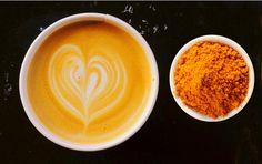 Der neueste Schrei: Kurkuma Latte #cestbon #geramont #healthyliving #healthyfood #gesundleben