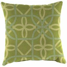 """Jordan 16"""" Toss Pillow, Multiple Patterns - Walmart.com"""