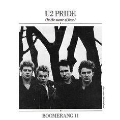 Los mejores riffs de guitarra de la historia: U2 en el puesto 66 con Pride