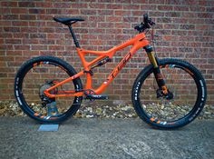 Whyte T-130 Carbon Works 2016