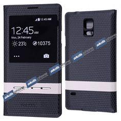 Samsung Galaxy S5 i9600 G900 Pencereli Flip Cover Kılıf #Samsung #Samsungs5