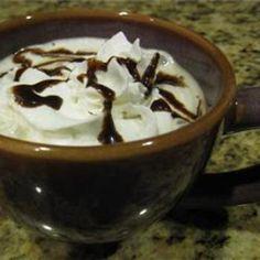 Chocolate Coffee Kiss