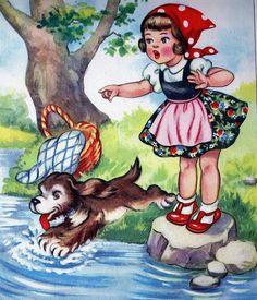 pussy doll - 1957 book by AnastasiaC @ percivalroad, via Flickr