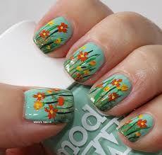 Nail Flower