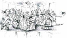 #AlabadoSeasMashi Los hacedores de la opinión pública, los causantes de la muerte de Jesús: