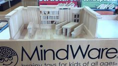 Now at Central Art Supply! Build with Keva Planks! Build a fun obstacle course with Contraptions, or see how far your imagination will take you with Structures!
