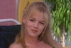 Young pretty Jennie Garth. She is actress. Her pictures on my Pinterest profile