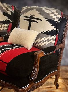 Rustic Italian Home Cabin Furniture, Western Furniture, Victorian Furniture, Rustic Furniture, Antique Furniture, Cool Furniture, Living Room Furniture, Painted Furniture, Furniture Design