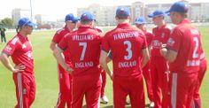 England Disabled Team