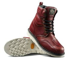 Mojave Boots - Footwear - Motorcycle Parts and Riding Gear - Roland Sands Design Motorcycle Riding Boots, Motorcycle Style, Riding Gear, Motorcycle Outfit, Moto Boots, Leather Boots, Shoe Boots, Motorcycle Parts, Motorcycle Jackets