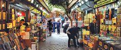 Sahaflar Bazaar (Old Book Bazaar) - http://dinnercruisesistanbul.com/sahaflar-bazaar-old-book-bazaar/