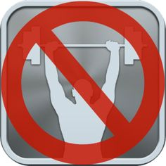 Say no to workout tracking apps!