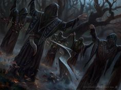 Cryptolith Rite - Shadows over Innistrad Art
