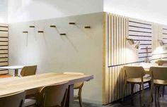 Buenas Migas restaurant by Sandra Tarruella Interioristas, Barcelona hotels and restaurants