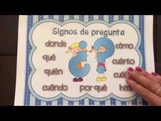 Signos de puntuación basicos (punctuation marks in Spanish)