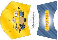 Envelope Fritas Os Minions