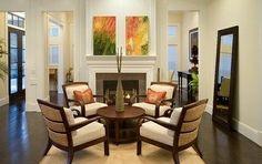 Exquisite Interior Finishes in this Ross Jordan Home.