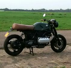 #BMW #k1100rs#caferacer ...did it, done it, build it