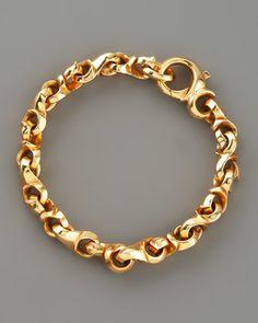 Love the Stephen Webster Thorn Link Bracelet on Wantering. Mens Gold Bracelets, Bangle Bracelets With Charms, Gold Bangle Bracelet, Link Bracelets, Chanel Bracelet, Necklaces, Jewelry Gifts, Gold Jewelry, Jewelery