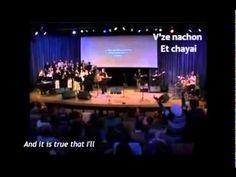 Bechol Libi - With all my heart . con todo mi corazón - YouTube