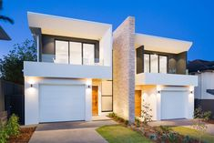 M Cubed Architects - Sydney Duplexes, Designer Houses, Townhouses - Sutherland Shire, Georges River, Bayside
