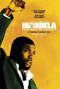 "Idris Elba as Nelson Mandela | ""Mandela: Long Walk to Freedom"""