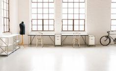 modular furniture I interior I office I living I design I inspiration I table I…