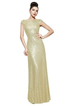 Prom Style Long Stunning Cap Shoulder Sequins Prom Party Evening Dress Cheap US 4 Gold Prom Style http://www.amazon.com/dp/B014S9UE1S/ref=cm_sw_r_pi_dp_L9Orwb0DTQJ0A