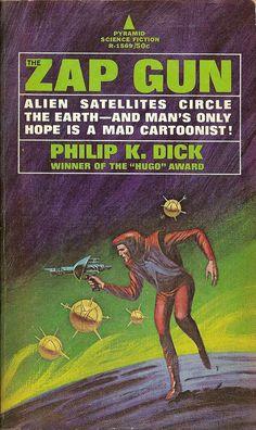 Philip K Dick cover art Pulp Fiction Book, Science Fiction Books, Fiction Novels, Fiction Film, In The Year 2525, Classic Sci Fi Books, K Dick, 70s Sci Fi Art, Sci Fi Novels