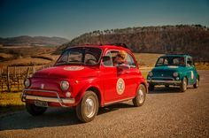 Self-Drive Vintage Fiat 500 Tour from Florence: Tuscan Wine Experience - TripAdvisor