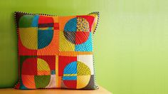 Trailer: 10 Ways to Love Improvisational Quilting with Malka Dubrawsky