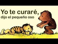 Yo te curaré, dijo el pequeño oso - Cuentos infantiles