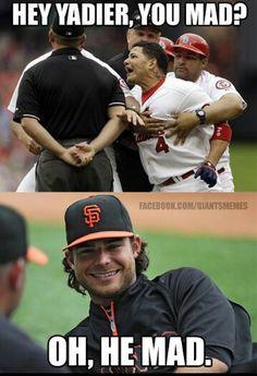 San Francisco Giants meme. Brandon Crawford