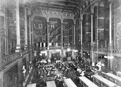 The old Public Library of Cincinnati